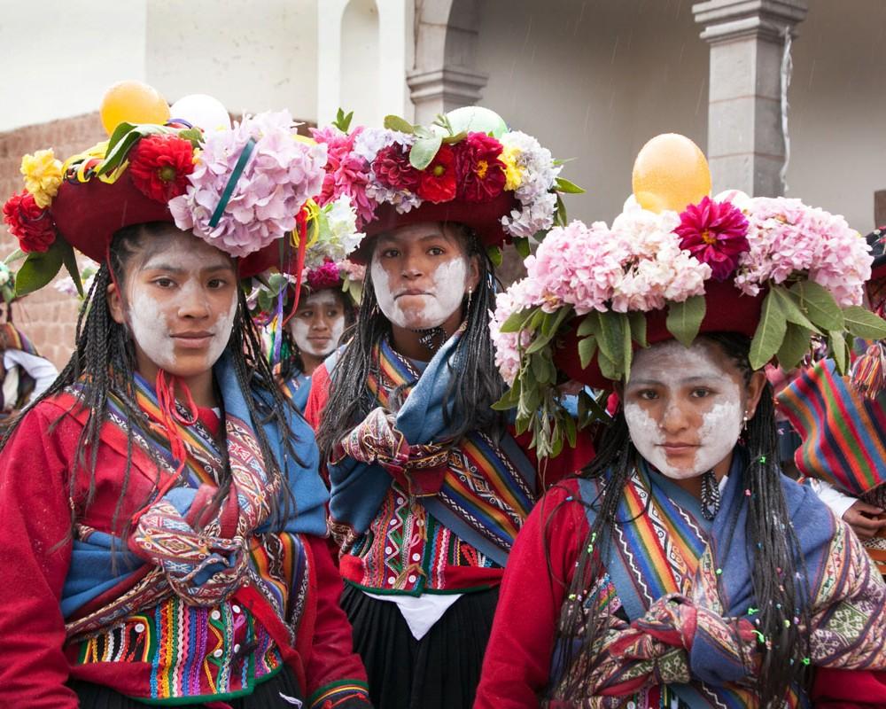 Pisac Carnivale-2015